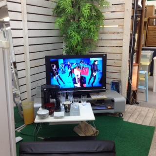 部屋テレビ